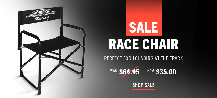 Race Chair Sale