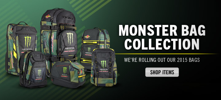 Monster Bag Collection
