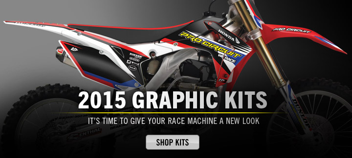 2015 Graphic Kits