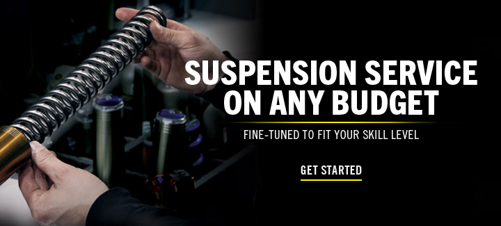 In-House Suspension Service