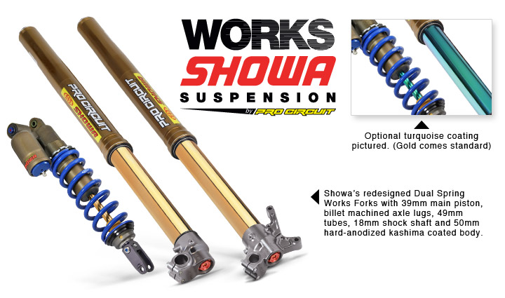 Works Suspension - ProCircuit com