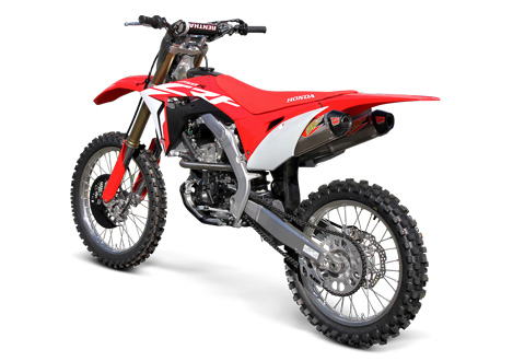 2018 CRF250R Exhaust