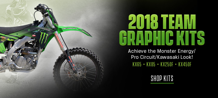 2018 Team Graphic Kits