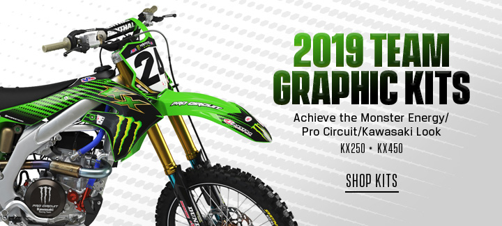2019 Team Graphic Kits