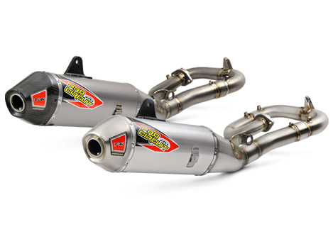 2020 YZ450F Exhaust