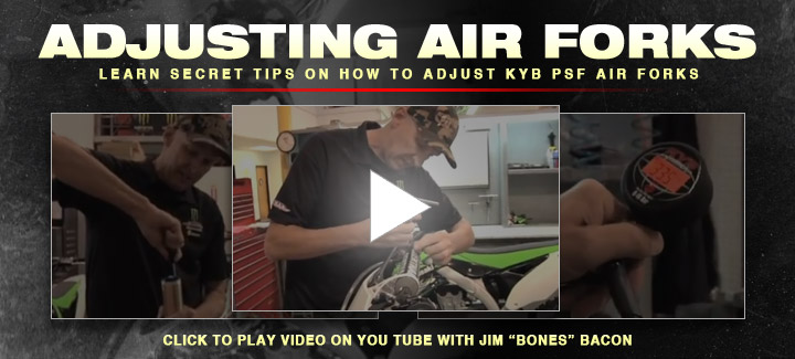 Adjusting Air Forks Video