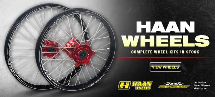 Haan Wheel Kits