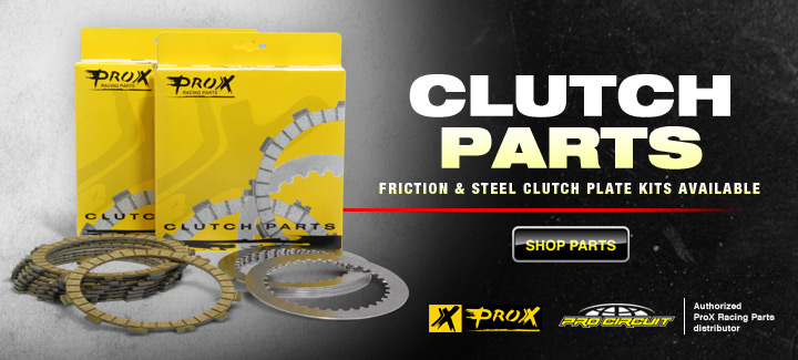 ProX Clutch Components