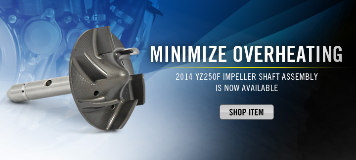 YZ Impeller Shaft
