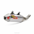 T-6 STAINLESS SLIP-ON W/REMOVABLE SPARK ARRESTOR KTM 350SX-F '2019