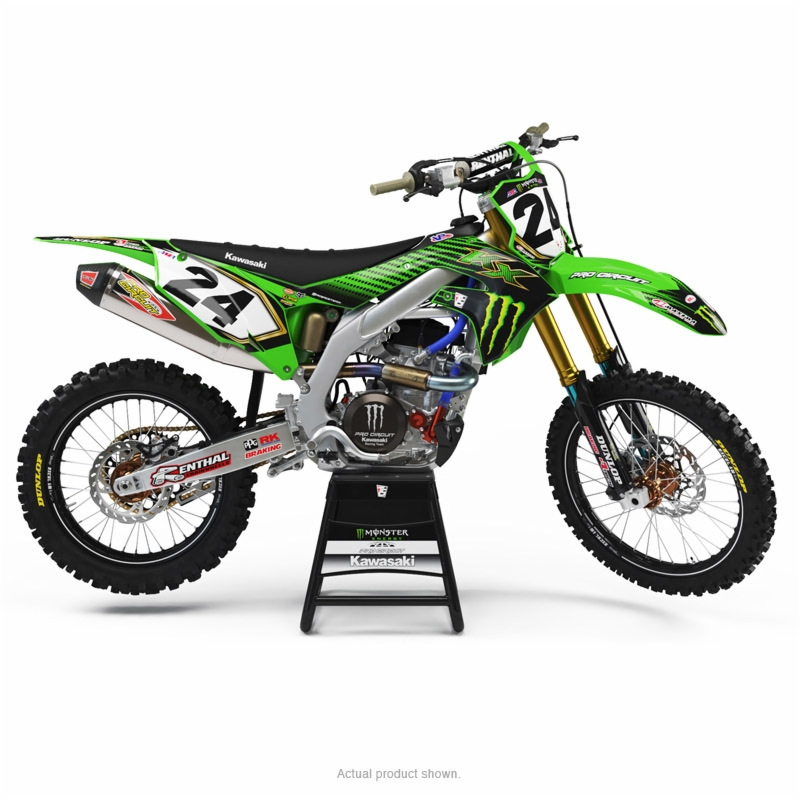 Team Graphic Kit KX450 '19