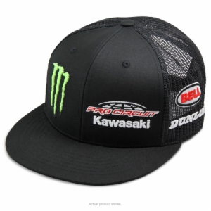 PRO CIRCUIT '17 PODIUM HAT, BLACK