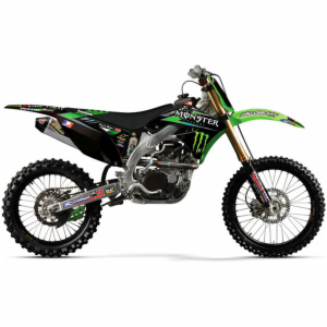 '12 TEAM GRAPHICS KX85 '01-12