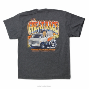 THE GREAT RACE TEE SM