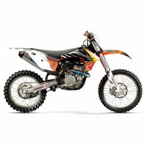 '12 GRAPHICS KIT KTM150-450 (SX-F MODELS) '11-12