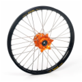 HAAN BLACK FRONT RIM/ORANGE HUB KTM85SX 2012-2013