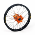 HAAN BLACK REAR RIM/ORANGE HUB KTM85SX 2004-2013