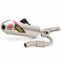 T-5 Stainless System<br/>w/Removable Spark Arrestor<br/>RM-Z250 2010-2013