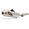T-5 Stainless Slip-On<br/>w/Removable Spark Arrestor<br/>WR450F 2012-2013