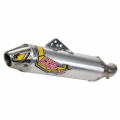 T-4S Slip-On Silencer<br>w/Removable Spark Arrestor<br>YZ450F 2010-2013