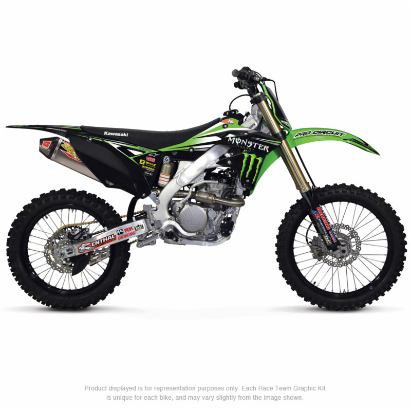 14 Team Graphics Klx140 08 14