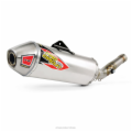 T-6 STAINLESS SLIP-ON, KX450F '12-15