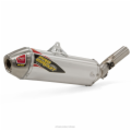 T-5 STAINLESS SLIP-ON, CRF450R '11-12
