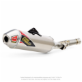 T-5 STAINLESS SLIP-ON, YZ250F '10-13