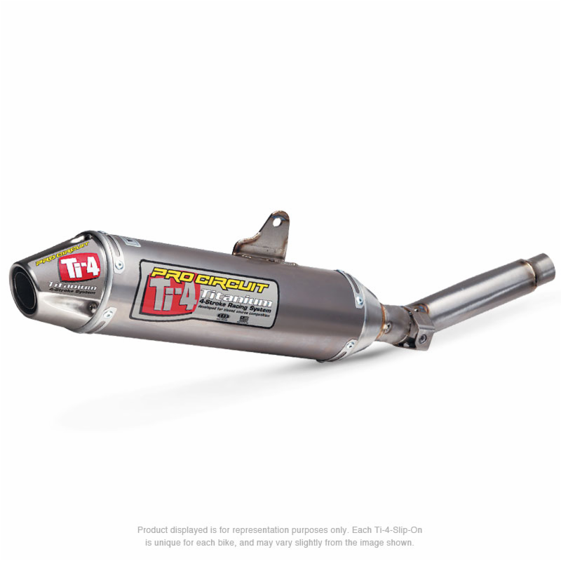 Pro Circuit T-4 S//A Complete Exhaust System for Honda CRF150F 2006-2009