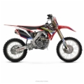 2015 Honda Graphic Kit<br/>CRF250R 2014-2015<br>CRF450R 2013-2015
