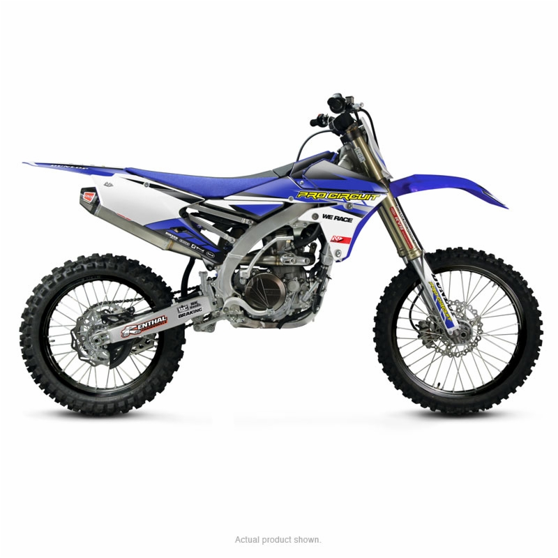 Yamaha Graphic Kit Yz250f 450f 14 15