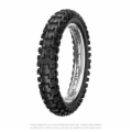 Dunlop Rear Tire 62M<br/>(110/90-19) Soft