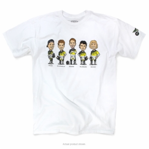 CARICATURES TEE SM