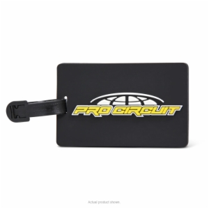 PRO CIRCUIT LUGGAGE TAGS