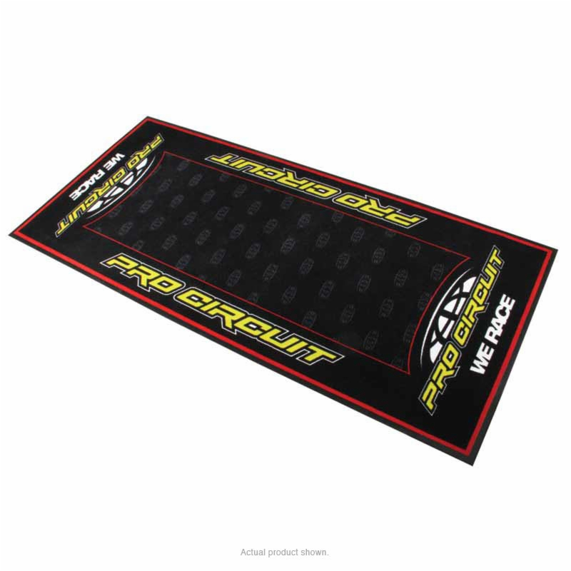 Pro Circuit Pit Rug