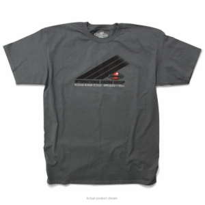 WORKS ONE SLOPE TEE-SM