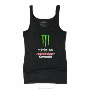 PRO CIRCUIT/MONSTER TEAM WOMENS TANK SM