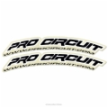 P/C.COM FENDER DECALS (PAIR), BLACK