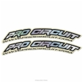 P/C.COM PITBIKE FENDER DECALS (PAIR),HOLOGRAM