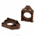 AXLE BLOCKS, KX250F '04-16, KX450F '06-15