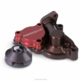 WATER PUMP COVER W/IMPELLER, KX250F '04-16