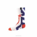 FOX YOUTH MX SHIV SOCKS, LARGE