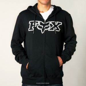 FOX LEGACY FHEADX ZIP-UP FLEECE, MEDIUM