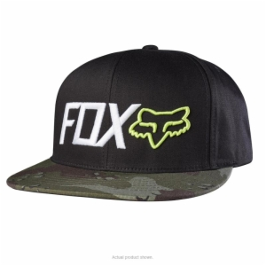 FOX HAZZARD SNAP-BACK HAT