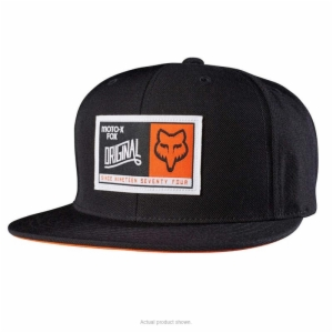 FOX ETERNAL SNAP-BACK HAT