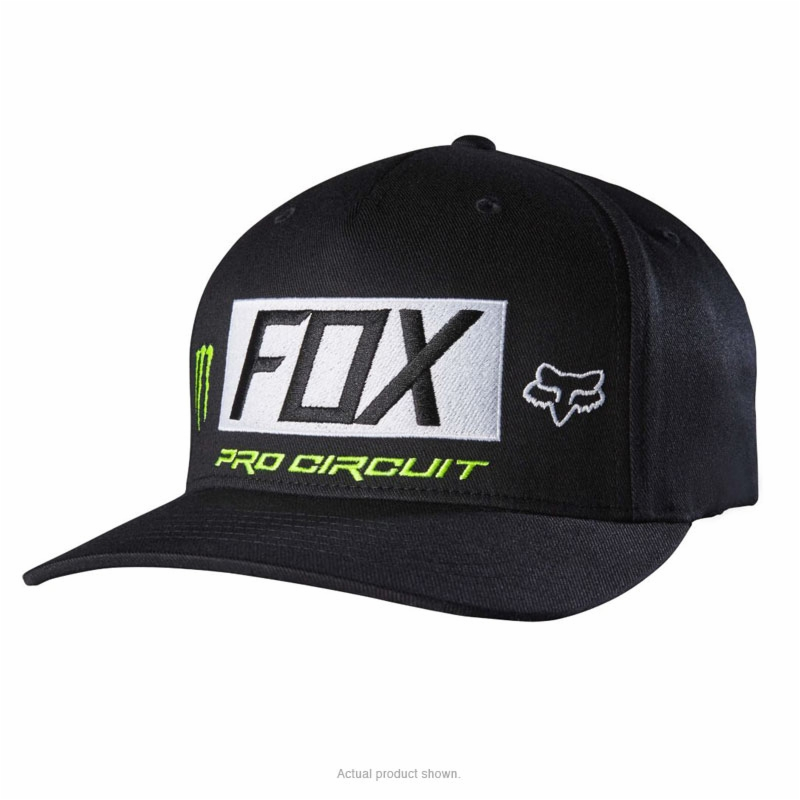 69b5231eb Fox Monster Paddock Flexfit Hat