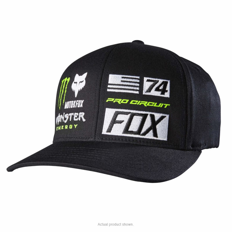 Fox Monster Union Flexfit Hat 24fc1833129b