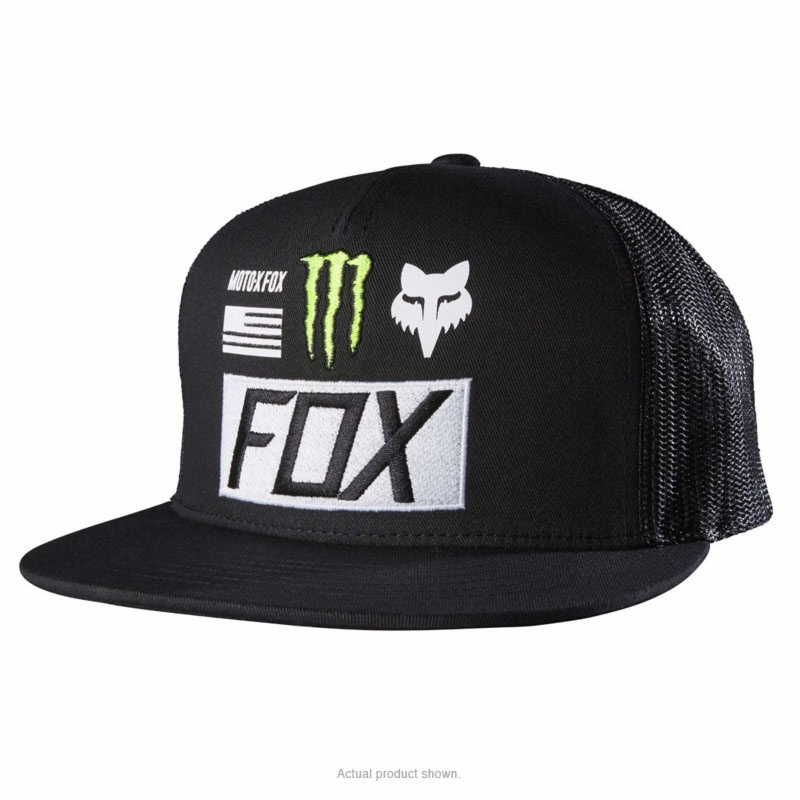 75ebc9de9a1 Fox Monster Union Snapback