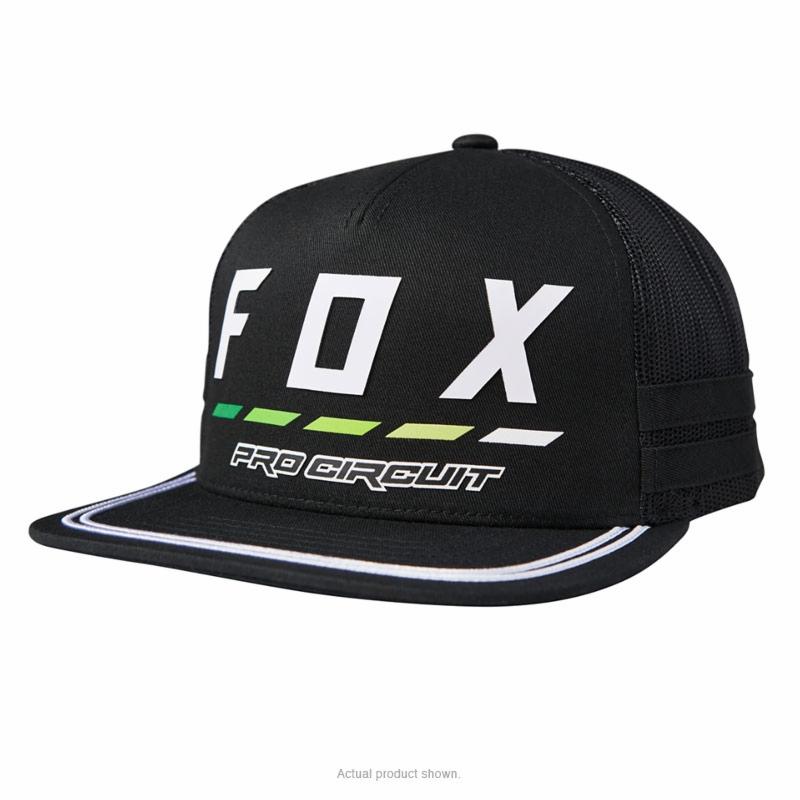 7d935e77a53 Fox Draftr Snapback