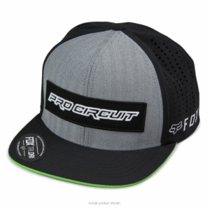 PRO CIRCUIT TECH SNAP-BACK CAP